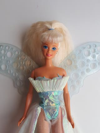 Barbie bubble angel