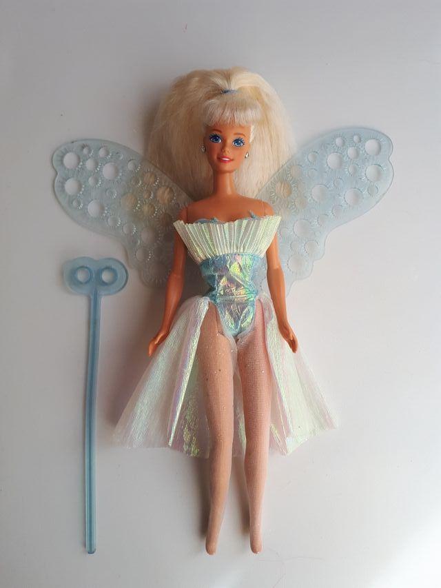 Barbie bubble angel