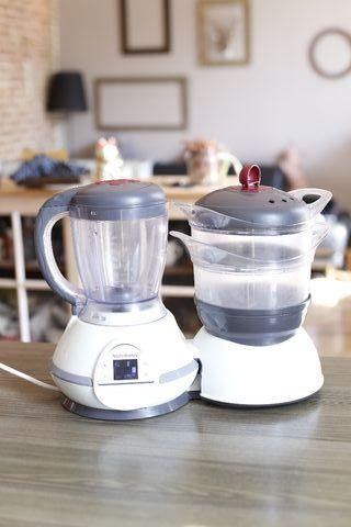 Robot de cocina Nutribaby de Babymoov