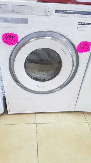 lavadora 8KG ASKO W4086CW