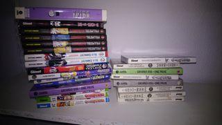 lote comics manga
