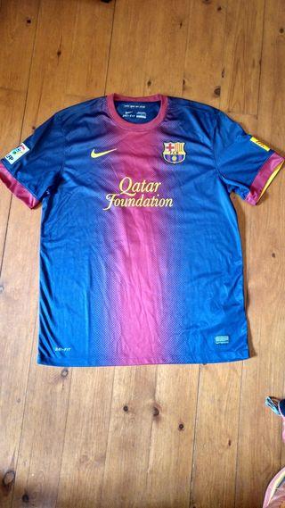 Camiseta Barça F.C. Barcelona 2012-2013