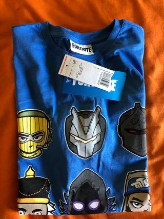 Camiseta Fortnite, niño 13-14 años, NUEVA