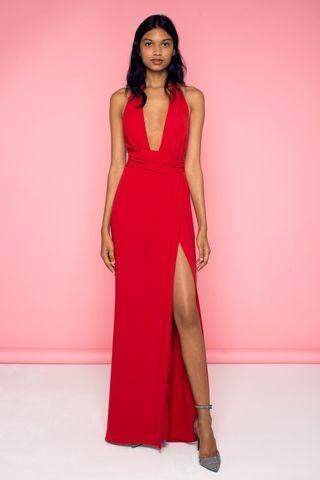 Etxart&Panno vestido rojo