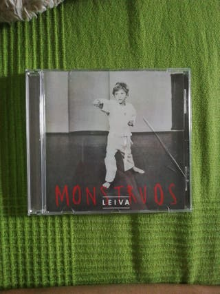 Disco Leiva Monstruos