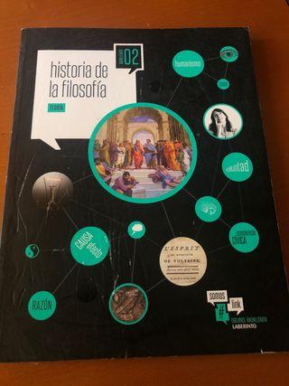 2 Bachiller. Historia de la filosofía