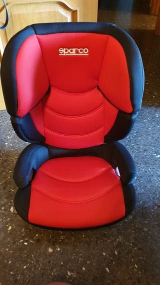 silla coche grupo 2-3. estado como nueva.