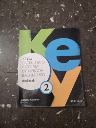 libro ingles woorkbook 2o batxillerato