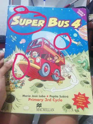 libro de colegio