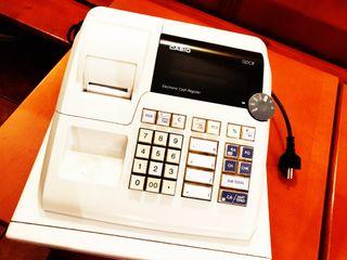 Caja registradora Casio 130cr