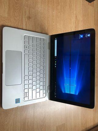 Portátil HP Spectre Pro x360 i7 8gb 512SSD