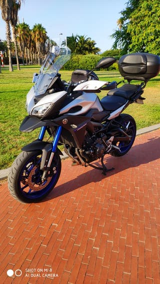 En venta,Yamaha tracer 900 ,14.000 km.