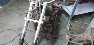 Bultaco Astro despiece