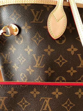 Neverfull Louis Vuitton MM monogram