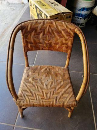 sillón de niño pekeño