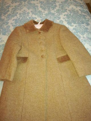 abrigo y capota ancar T.3