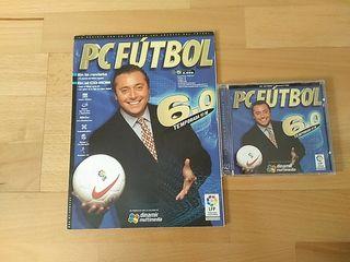 Pc Fútbol 6.0 97-98