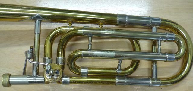 Trombón Bach Stradivarius Corporation 36