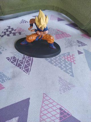 muñeco dragón ball