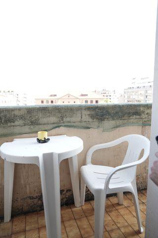 Conjunto terraza / Balcón