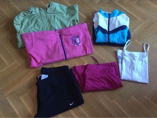 Lote ropa deportiva de mujer 42