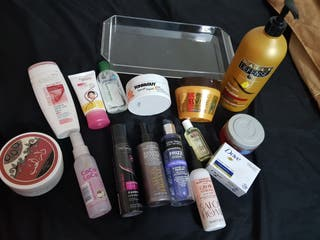 used beauty items all for £10