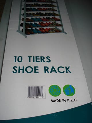Zapatero 50 pares shoe rack