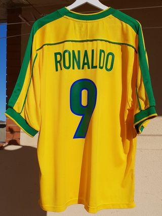 BRASIL MUNDIAL 98. XL. RONALDO EL FENÓMENO