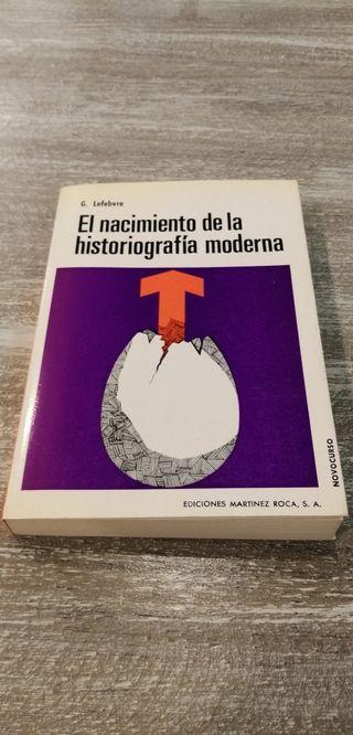 Historiografia moderna