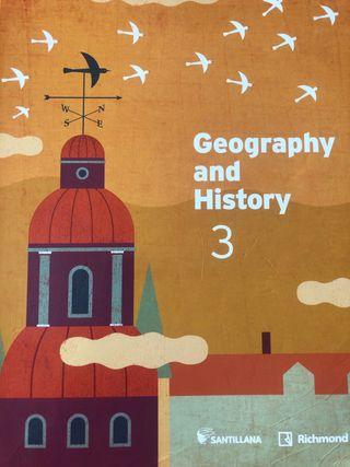 libro de Geography and History