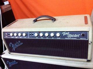 Amplificador Fender Tone Master (Custom shop)