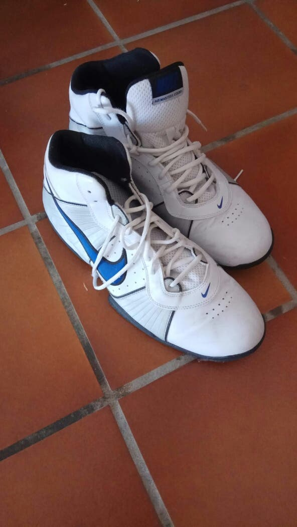 botas de basket nuevas