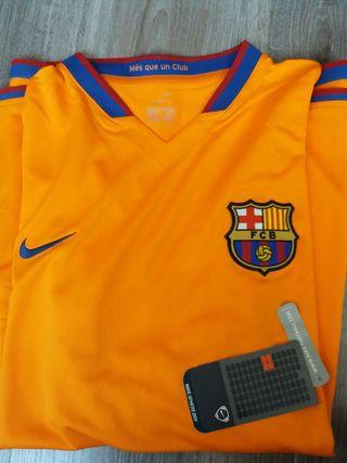 FC Barcelona camiseta nueva oficial Nike naranja