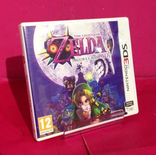 3DS LEGEND OF ZELDA MAJORAS MASK 3D