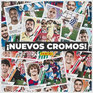 Cromos Liga Este Panini 2019/20
