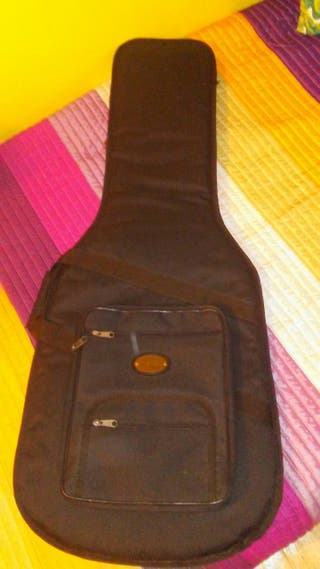 Funda de guitarra electrica