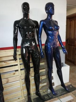 Maniquíes mujer / hombre