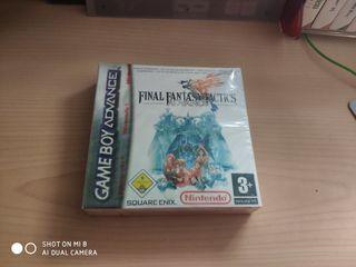 PRECINTADO Final Fantasy Tactics Advance