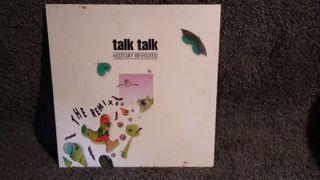 Vinilo Talk Talk - History Revisited
