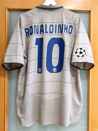 FC Barcelona 2004/05. XL. RONALDINHO. GOL CHELSEA