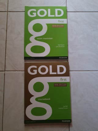Libros Gold First B2 Ingles Editorial Pearson