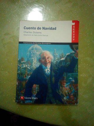 """libro """"Cuento de Navidad"""""""