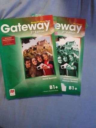 GATEWAY B1+ / LIBROS INGLES