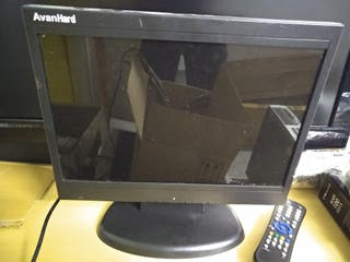 pantalla de monitor