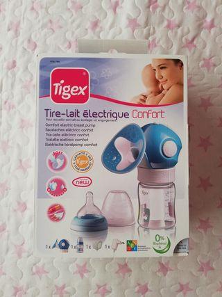 Sacaleches eléctrico Tigex nuevo