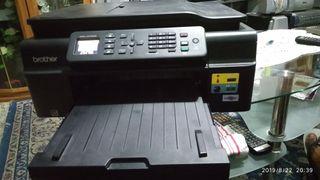 sé vende impresora brother.