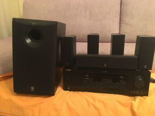 Amplificador YAMAHA RX-V363
