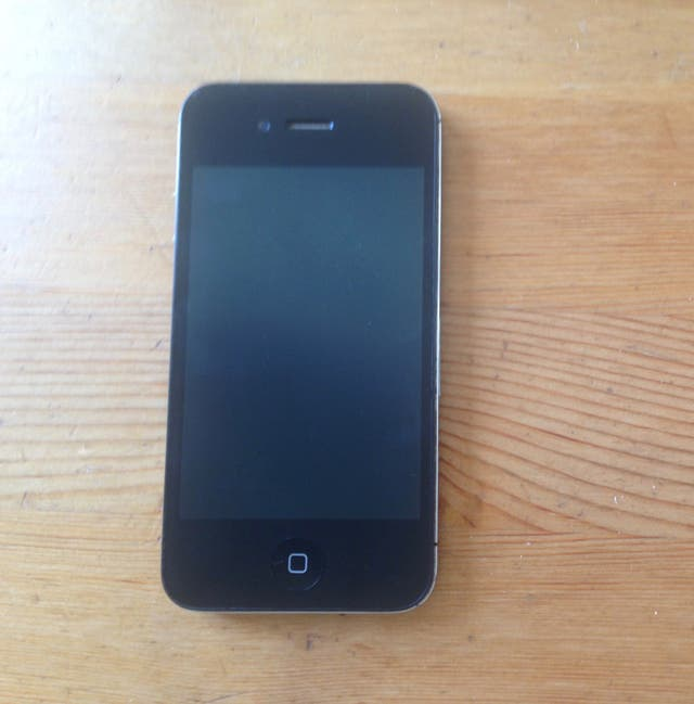 Iphone 4s 8gb Negro