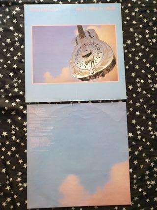 Dire Straits disco vinilo