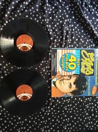Elvis Presley disco vinilo
